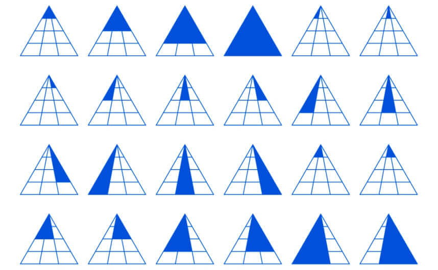How Many Triangles Do You See Answer