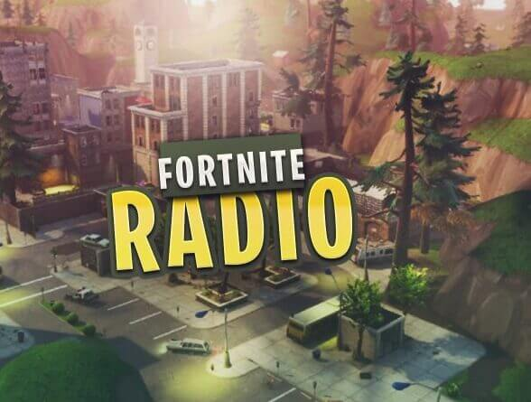 How To Turn On The Radio In Fortnite Cars