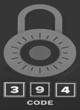 The Lock Has 3 Digit Code puzzle answer