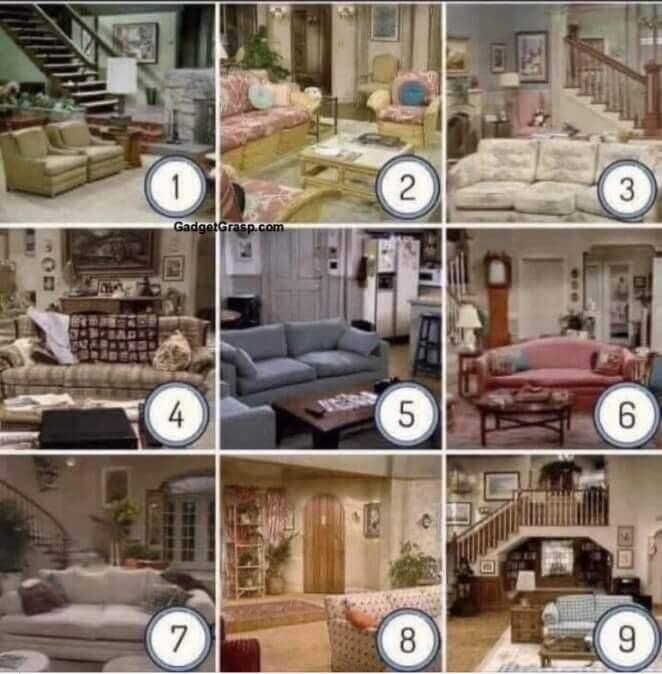 Name That Living Room ANSWER (Solved) | Gadget Grasp